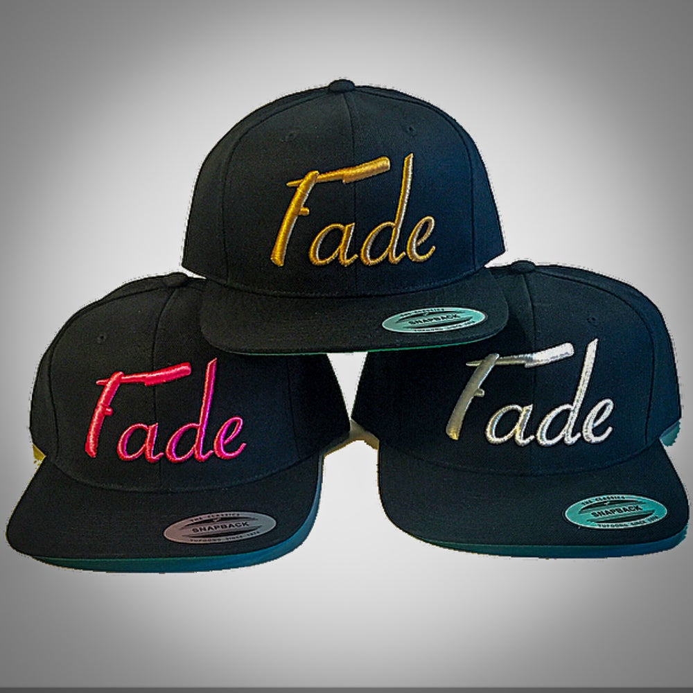 Image of FADE SnapBack Hat