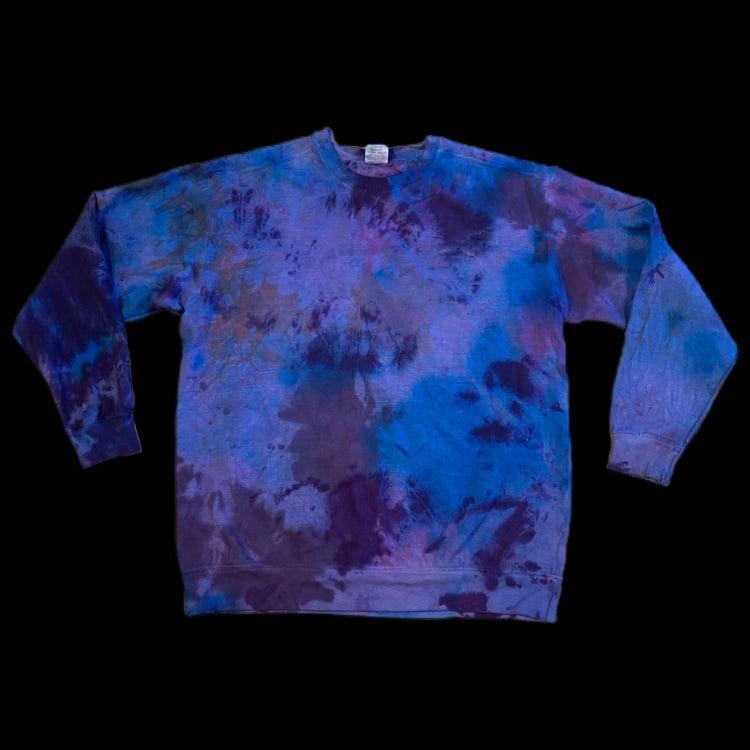 Custom Dyed Comfort Colors Crewneck Sweatshirts!