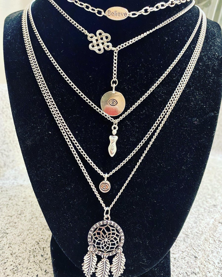Image of Manifest your Dreams Necklace