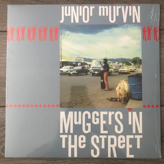 Image of Junior Murvin - Muggers In The Street Vinyl LP