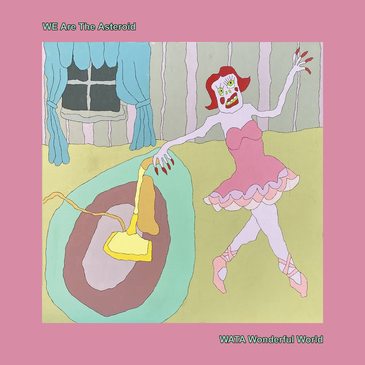 Image of WATA Wonderful World - Album