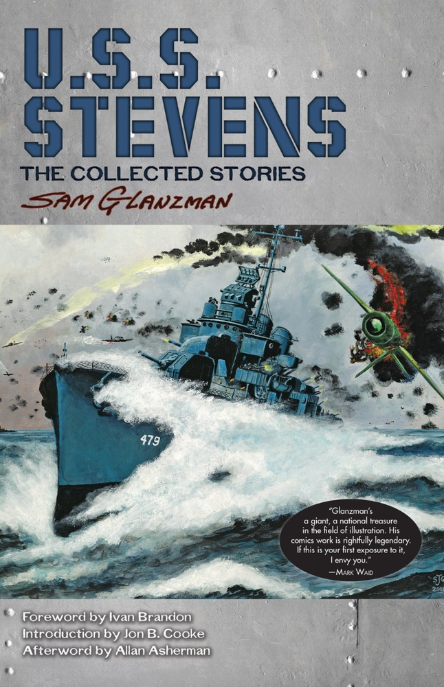 Image of U.S.S. STEVENS: THE COLLECTED STORIES by Sam Glanzman