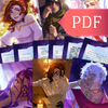The Arcana - Love Letters (PDF)