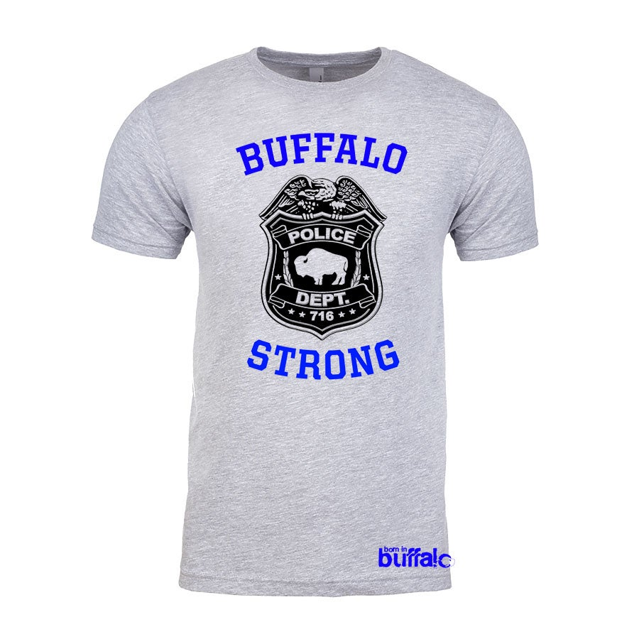 Image of BUFFALO STRONG - Law Enforcement