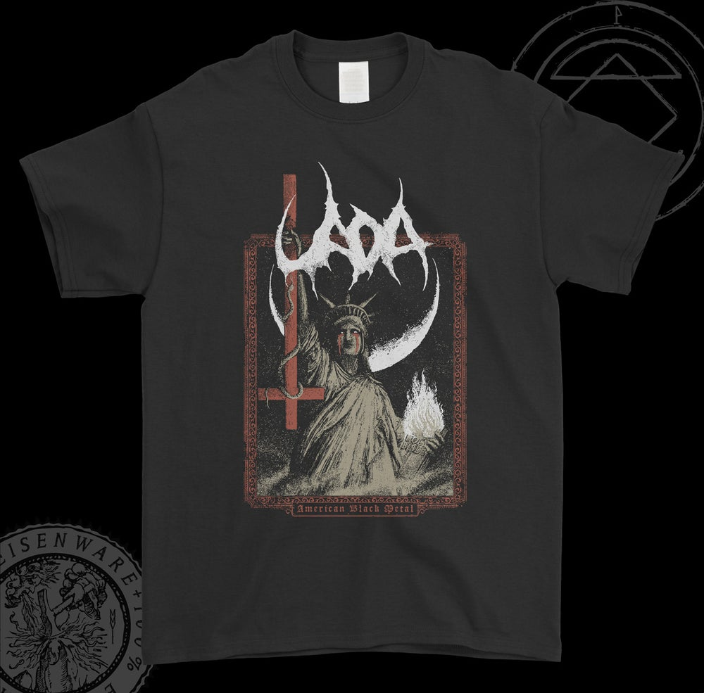 Image of American Black Metal T-shirt
