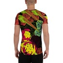 Image 3 of Zebra Neuro Relaxed Fit Athletic T-shirt