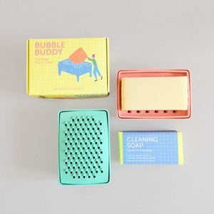 Image of Bubble Buddy + savon