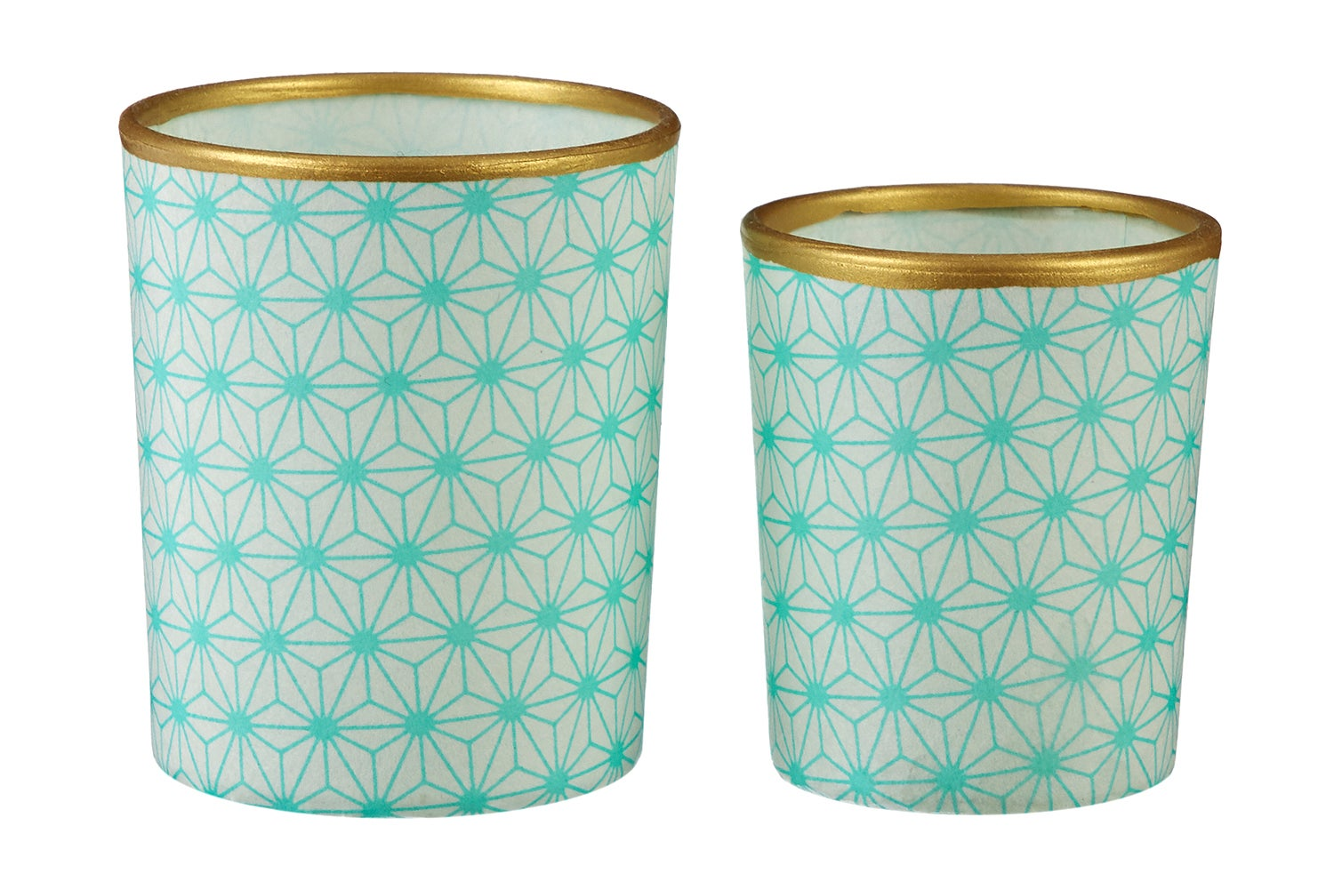 Image of Candle holders * Mint stars