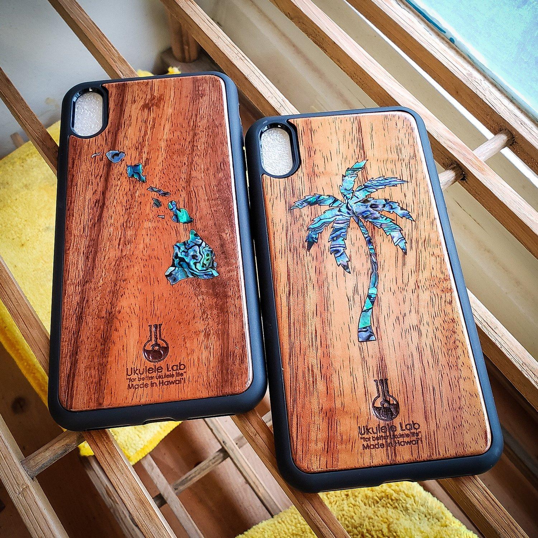 Image of iPhone X Series Koa Case