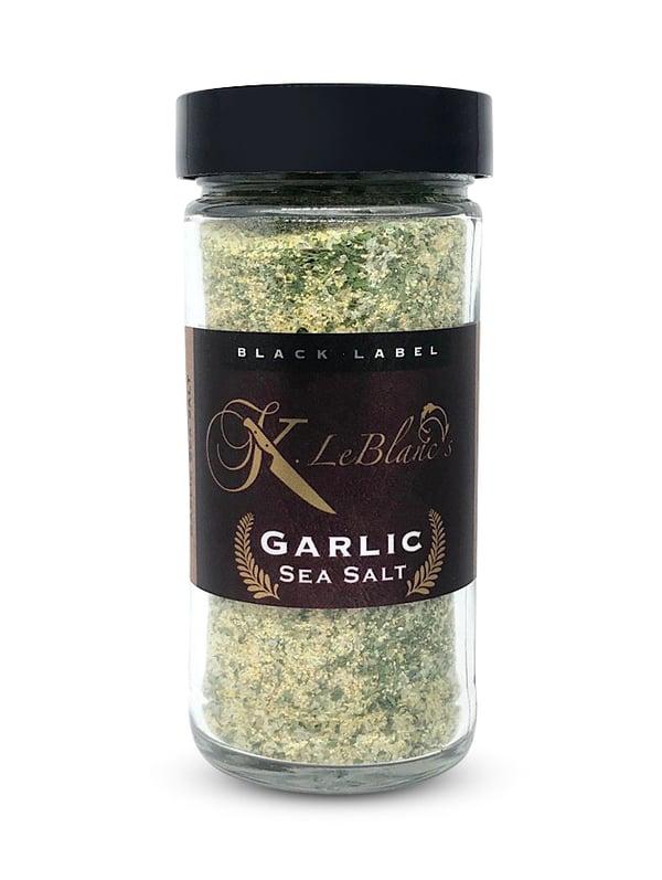 Image of Garlic Sea Salt