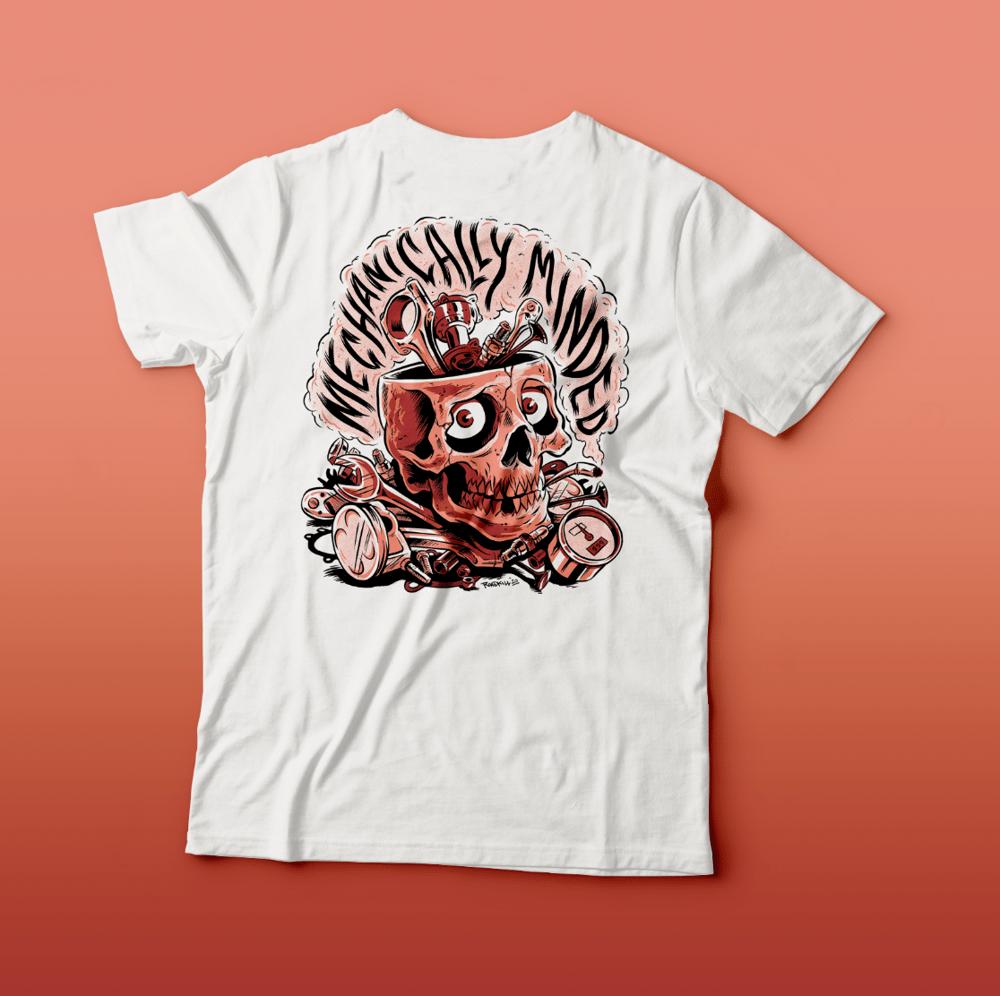 Image of Mechanically Minded teeshirt