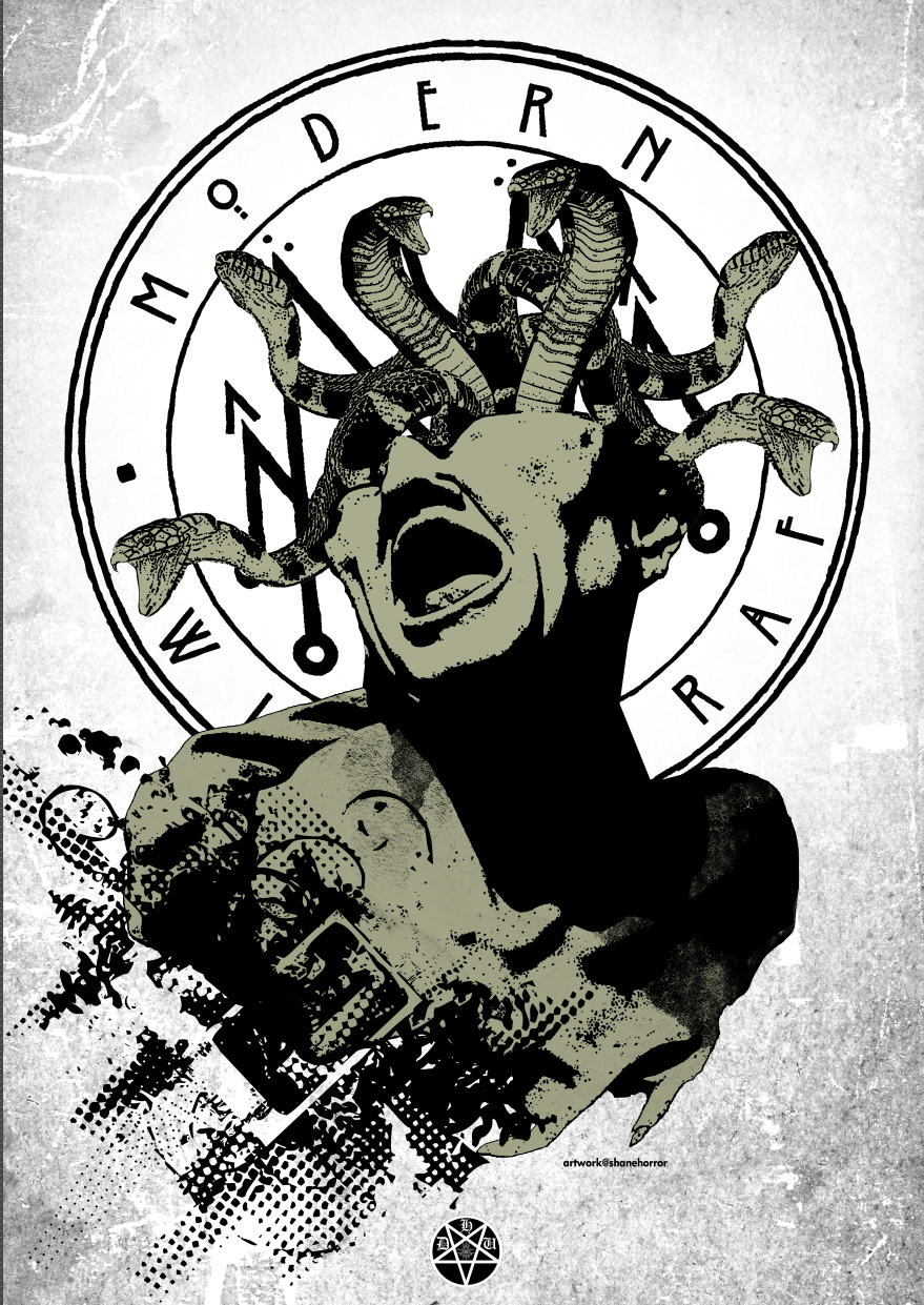 Modern Witchcraft ~ S/T