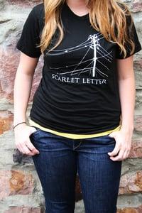 Image of Black Powerline T-Shirt