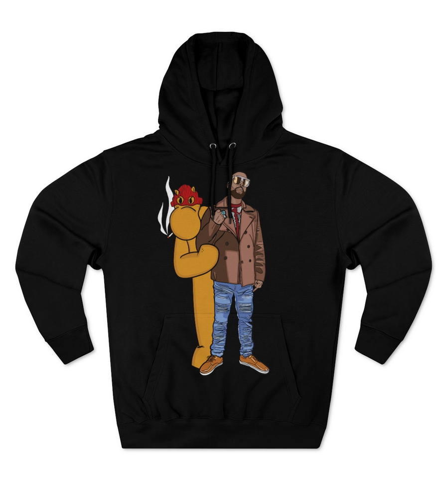 Image of The Bad Character Hoodie
