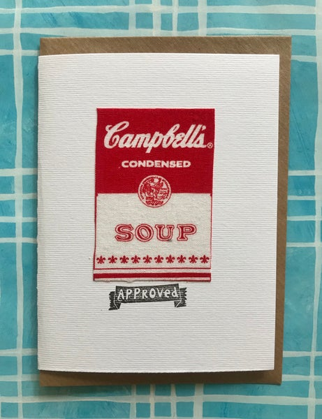 Image of Approved Campbell's Soup