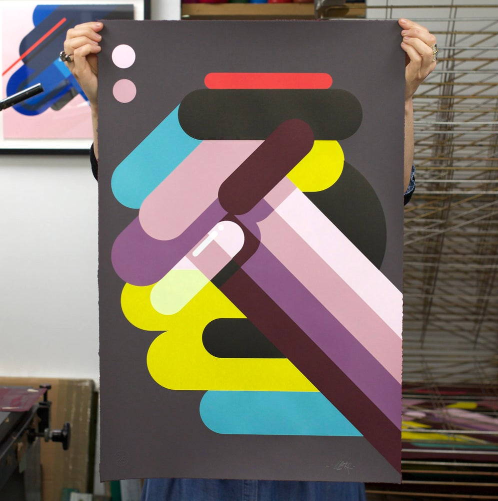 Image of Mizaru - NO EVIL series - ARTIST PROOF