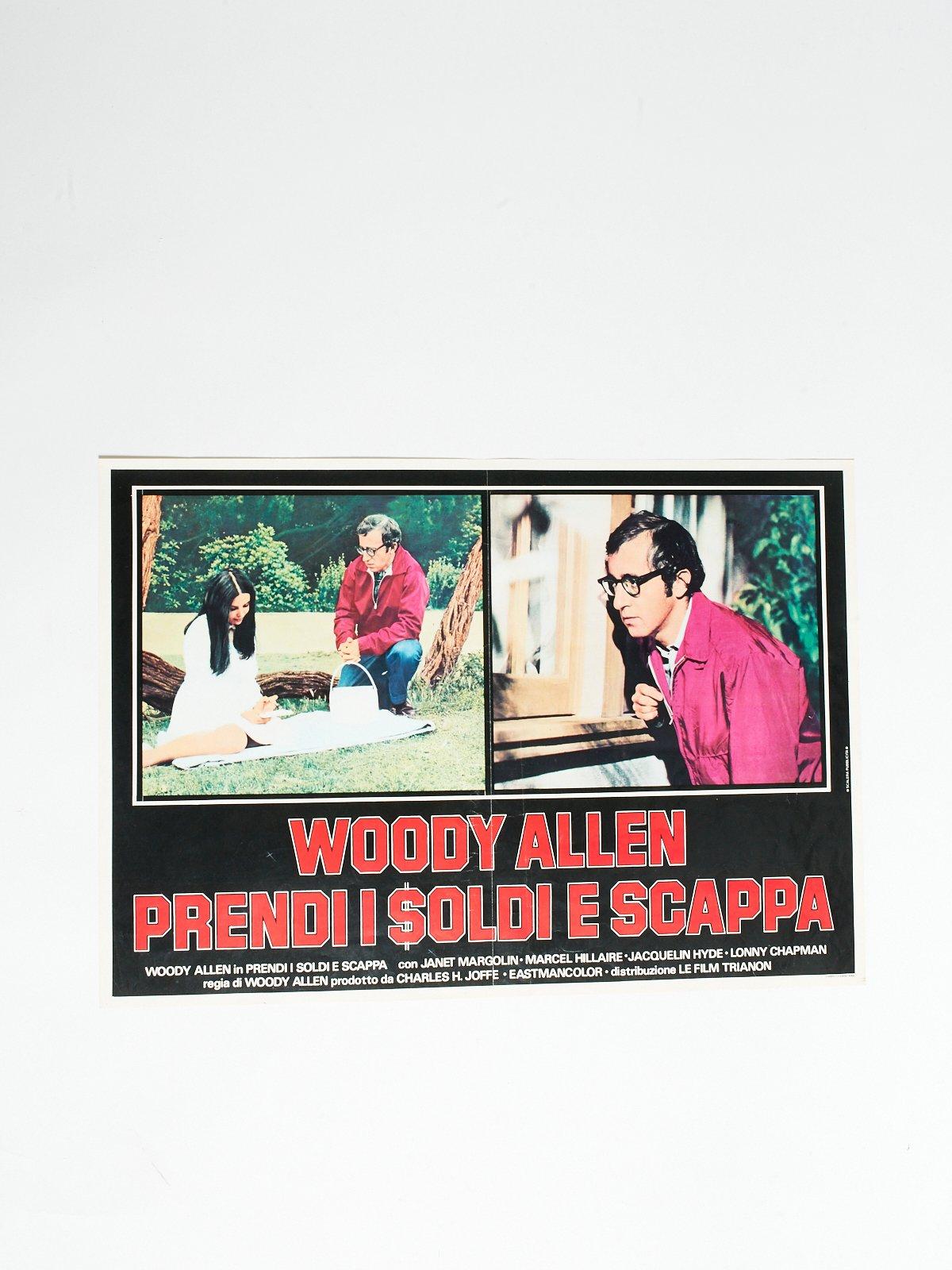 PRENDI I SOLDI E SCAPPA LOBBY CARD