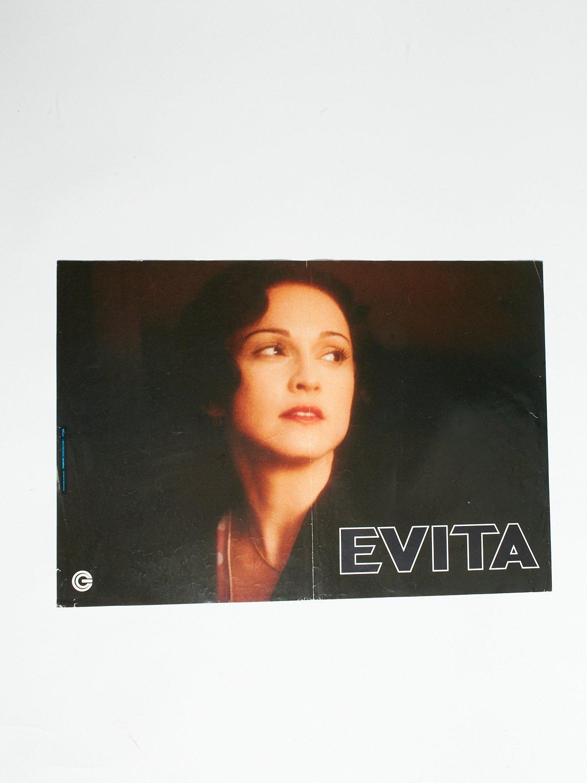 EVITA LOBBY CARD