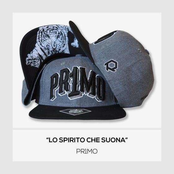 Image of PR1MO Snapback