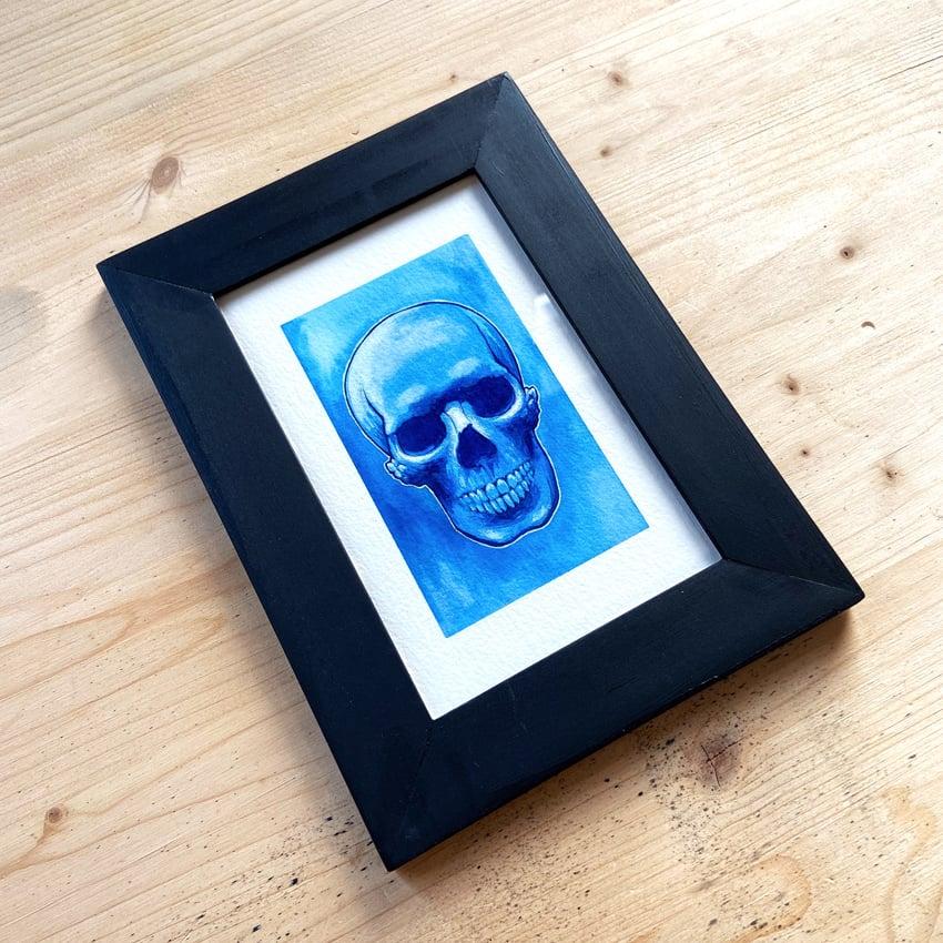 Image of Skully Boy #14 - original art