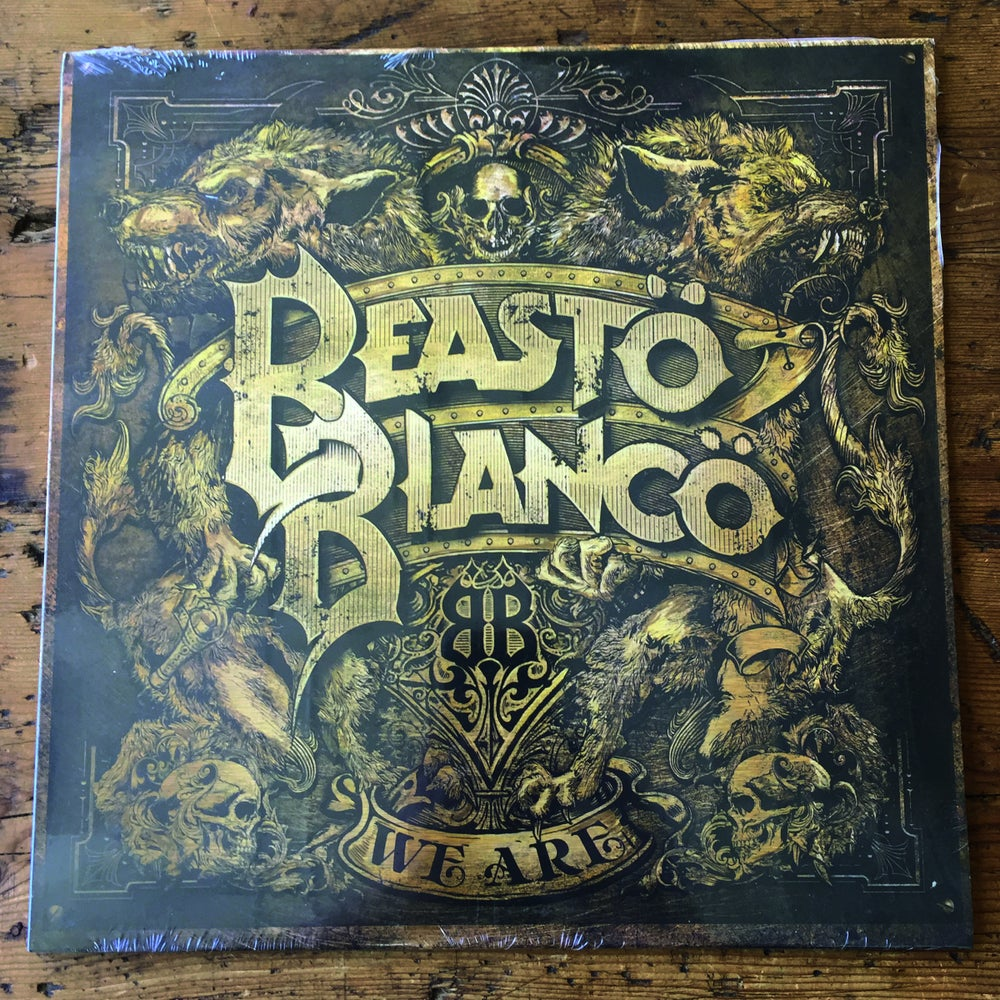 "Image of OFFICIAL - BEASTO BLANCO - ""WE ARE"" VINYL LP"