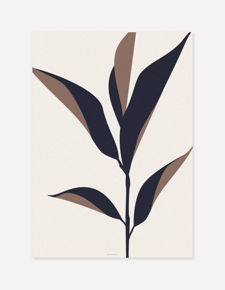 Image of Brown leaves