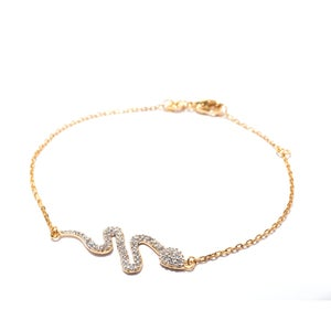 Image of SHINY SNAKE | BRACELET