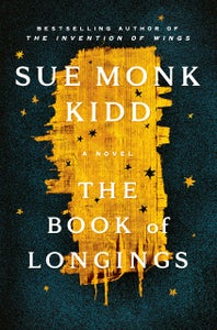 Image of Sue Monk Kidd -- <em>The Book of Longings</em> -- Inky Phoenix Book Club