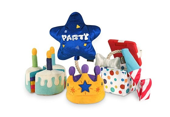 Party Time Plush Toys