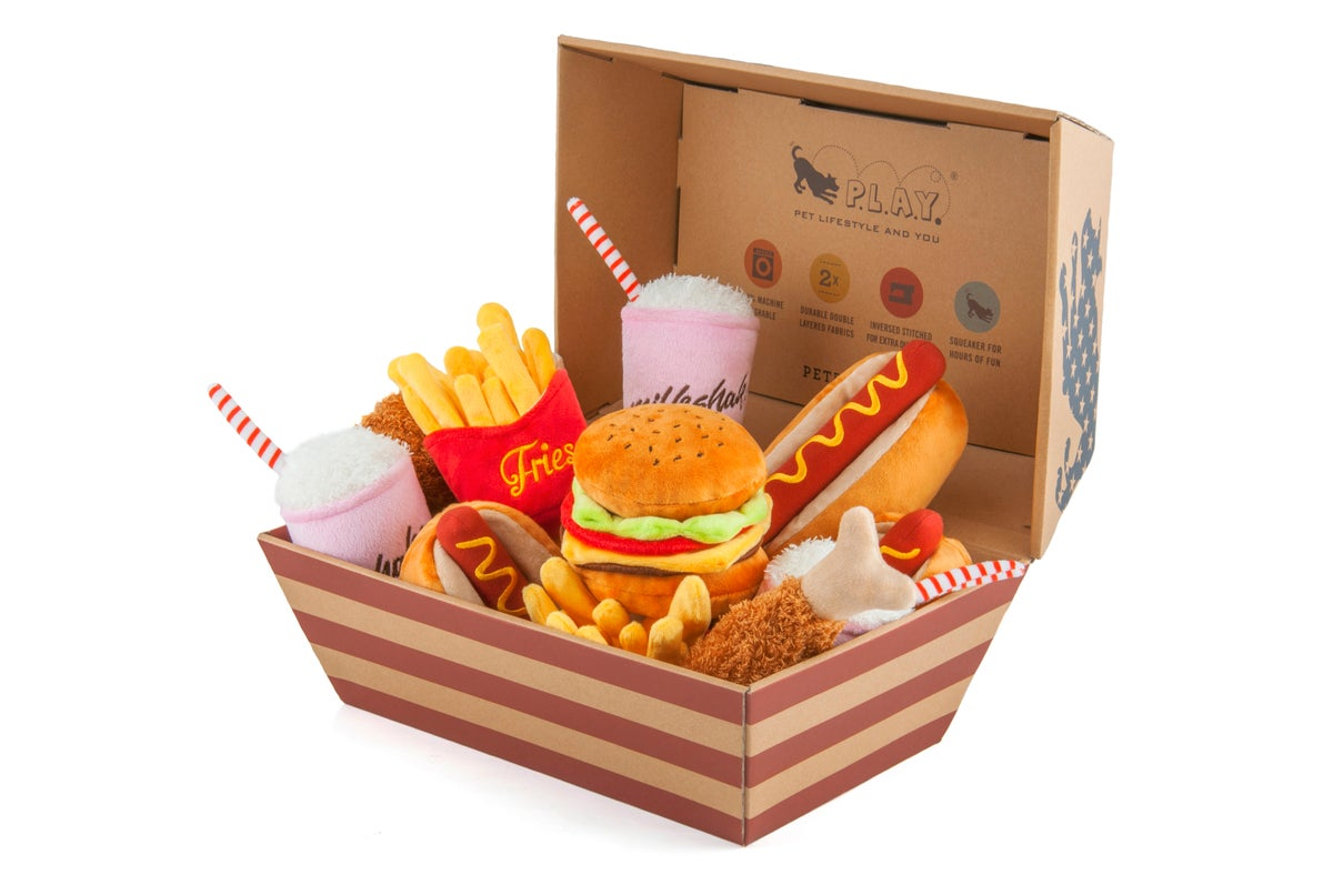 American Classic Fast Food Toys