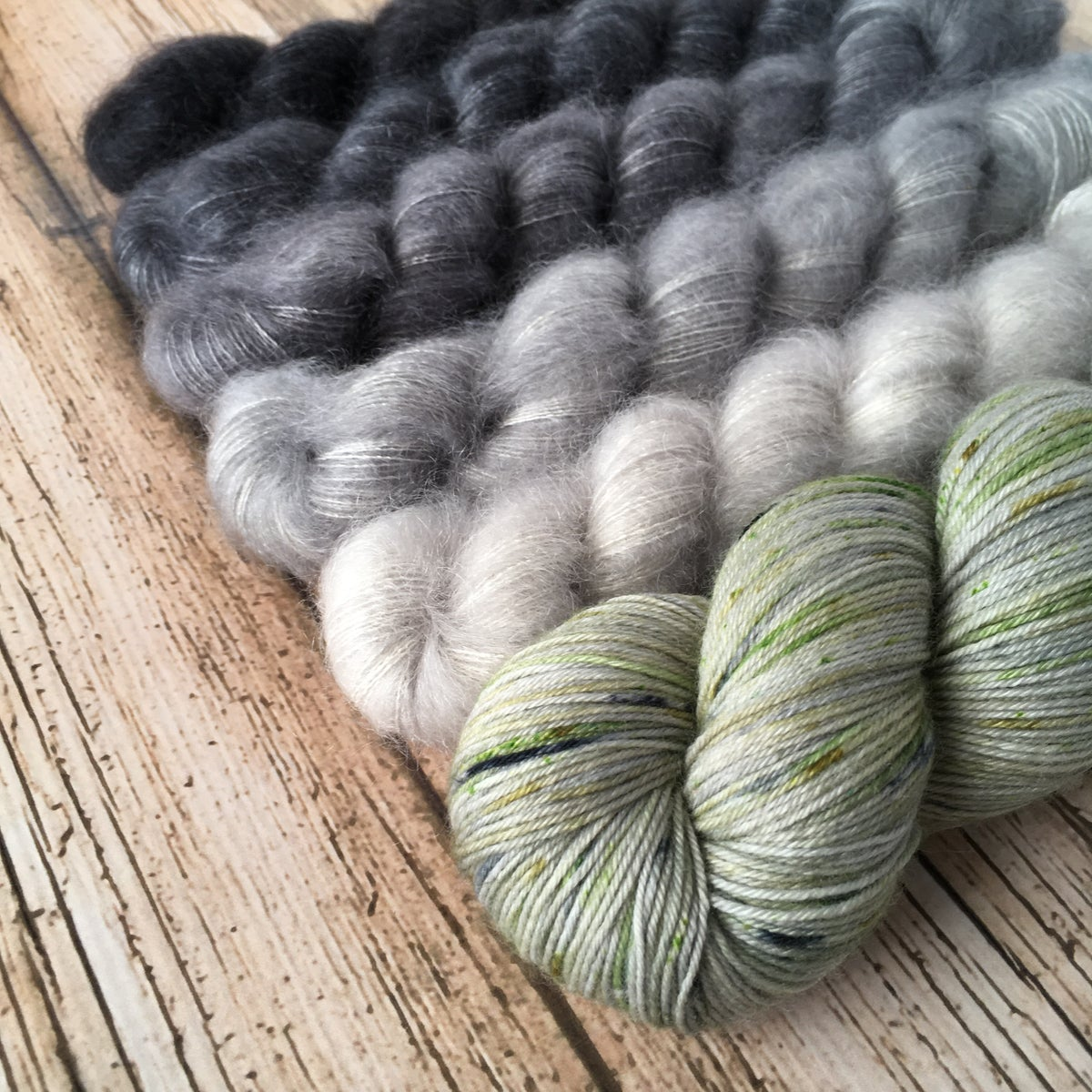 Image of Dyed to Order: Envy Fingering Weight