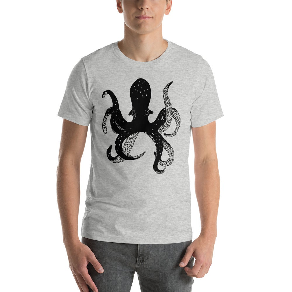 Image of Octopus Unisex T-Shirt
