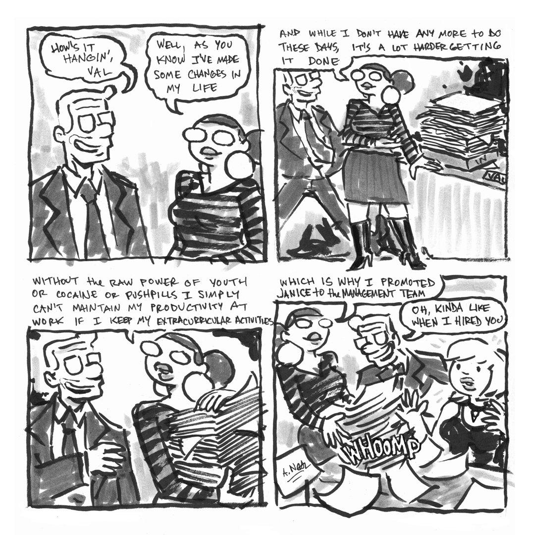 Image of Meeting Comics #12