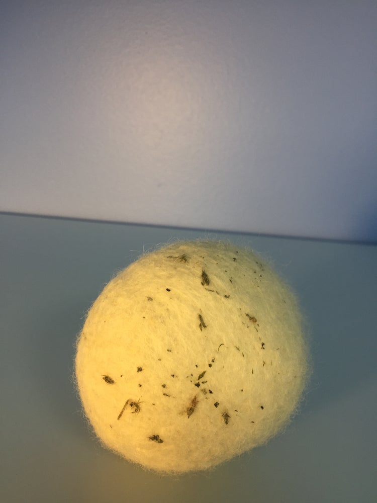 Image of NEW - Tofu's Catnip Infused Wool Balls