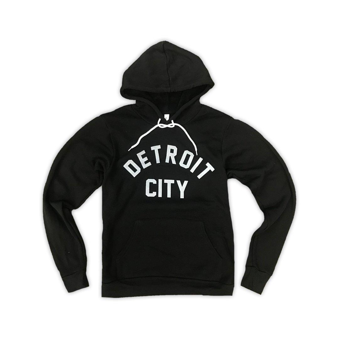 Image of Detroit City Hoodie (Black)