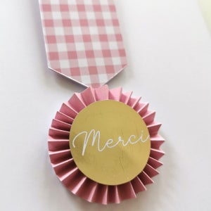 Image of Médaille MERCI *2*