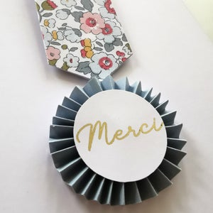 Image of Médaille MERCI *3*