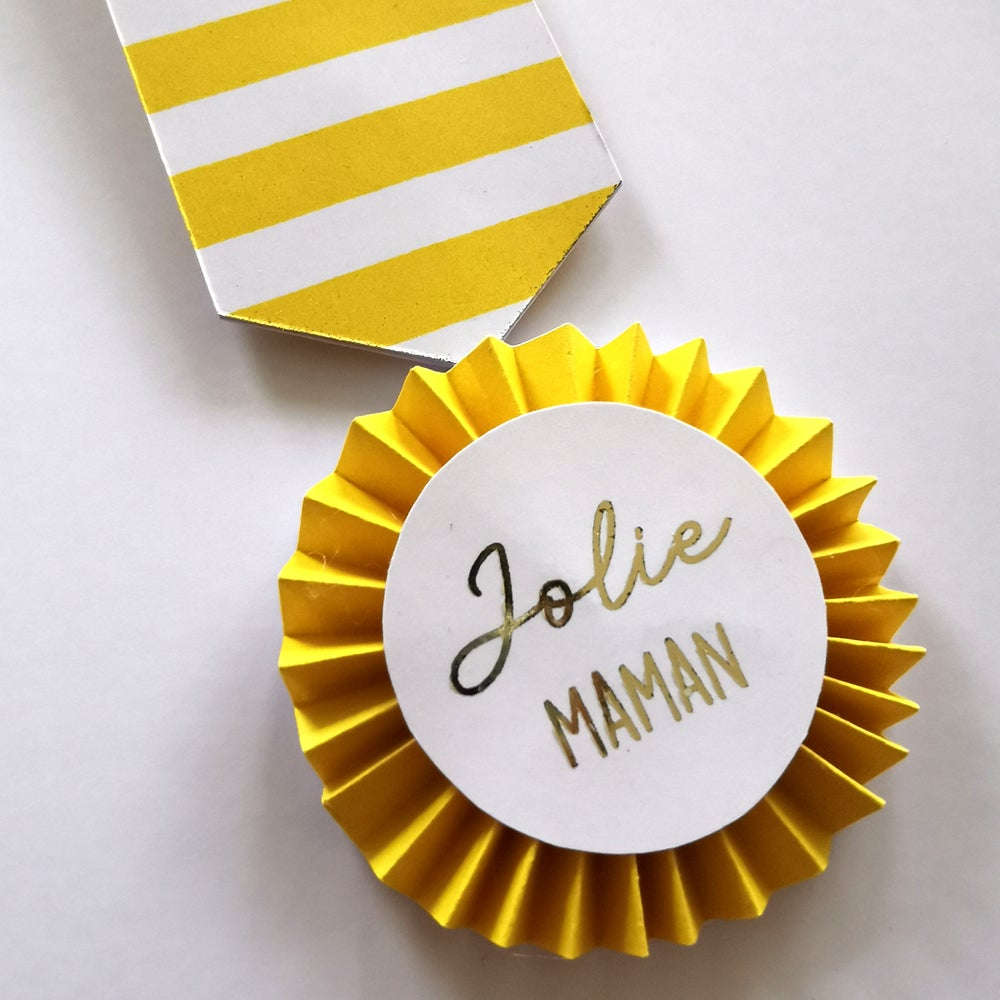 Image of Médaille MAMAN *1*