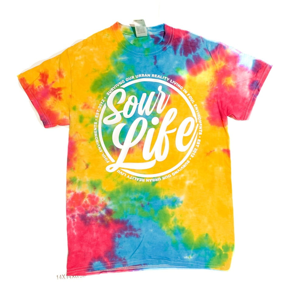 Image of Sour Dyed Tee