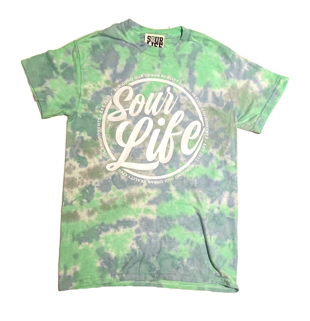 Image of Sour Dyed Tee #2