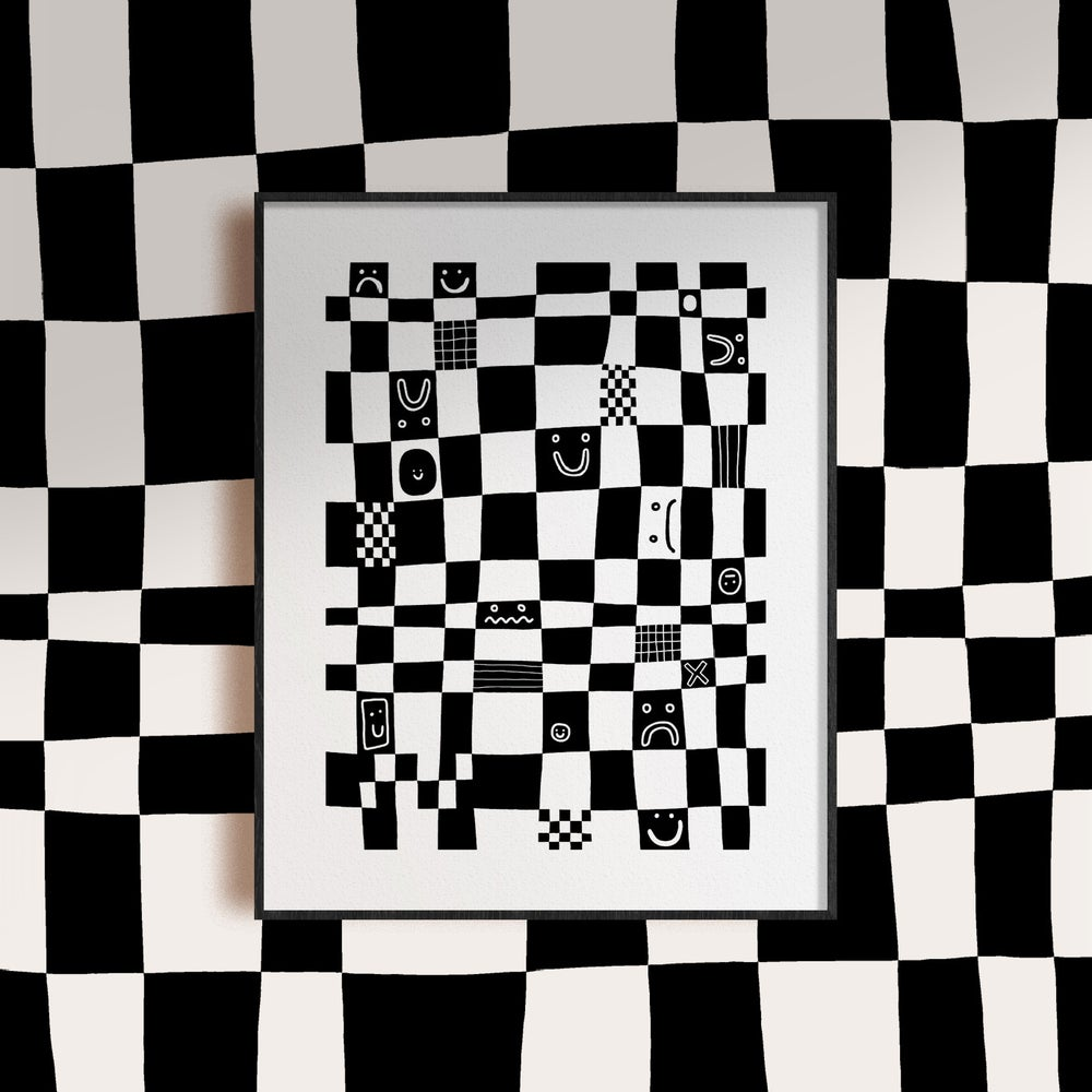 Image of CHECKMATE - POSTER