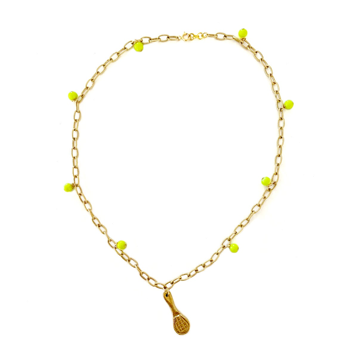 Image of Ulsi Omen x The Courts Tennis Necklace