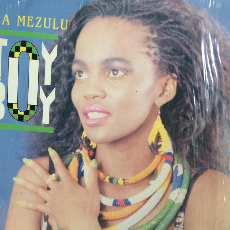 Image of Liza Mezulu - Toy Boy