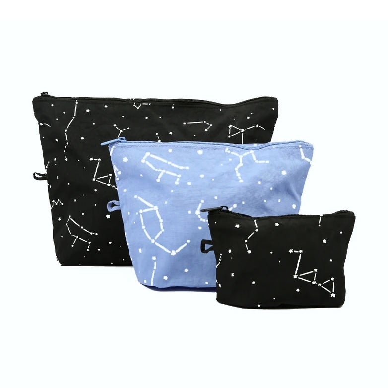 Image of Baggu Constellation Go Pouch Set