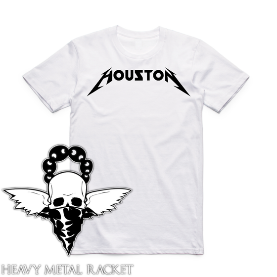 Image of Heavy Metal Houston White