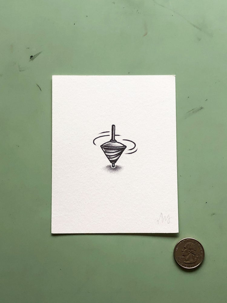 Image of Spinning Top