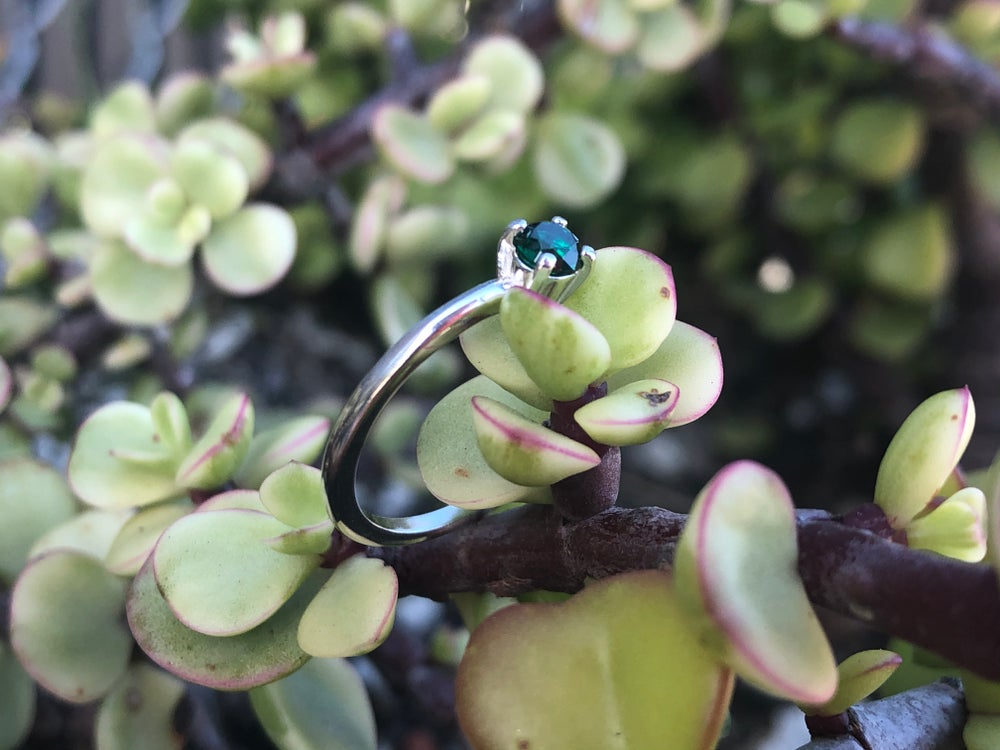 Image of Birthstone Stackable Rings