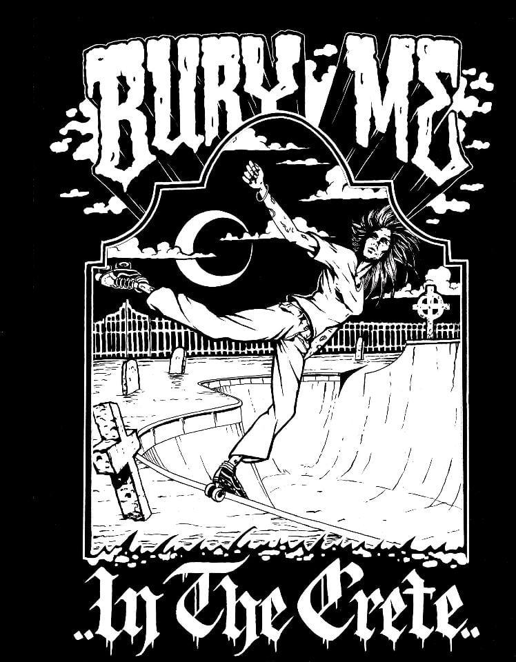 Bury Me in the Crete