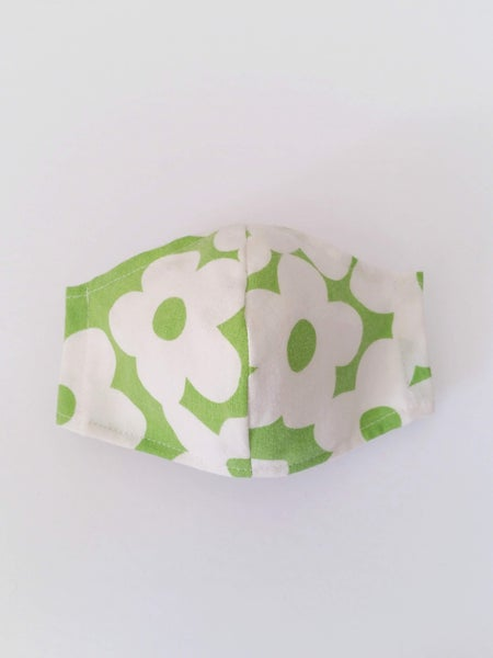 Image of WOMENS Mask - Lime Pop
