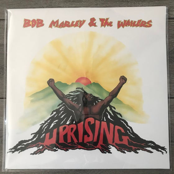 Image of Bob Marley & The Wailers - Uprising Vinyl LP